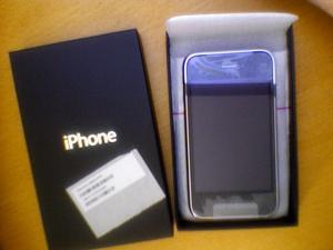 iPhone frisch und neu aus der Verpackung